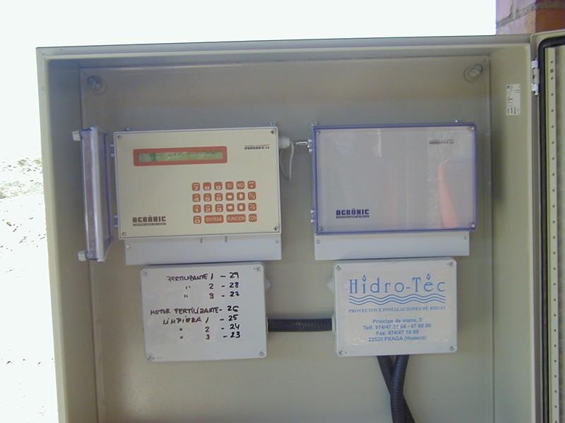 Programadores riego agr cola hidro tec 2000 - Programadores de riego a pilas ...